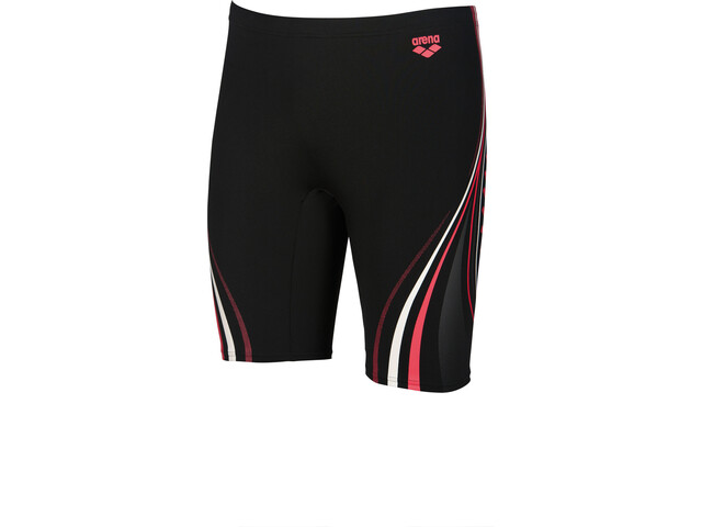 arena One Serigraphy Jammer Men black-fluo red